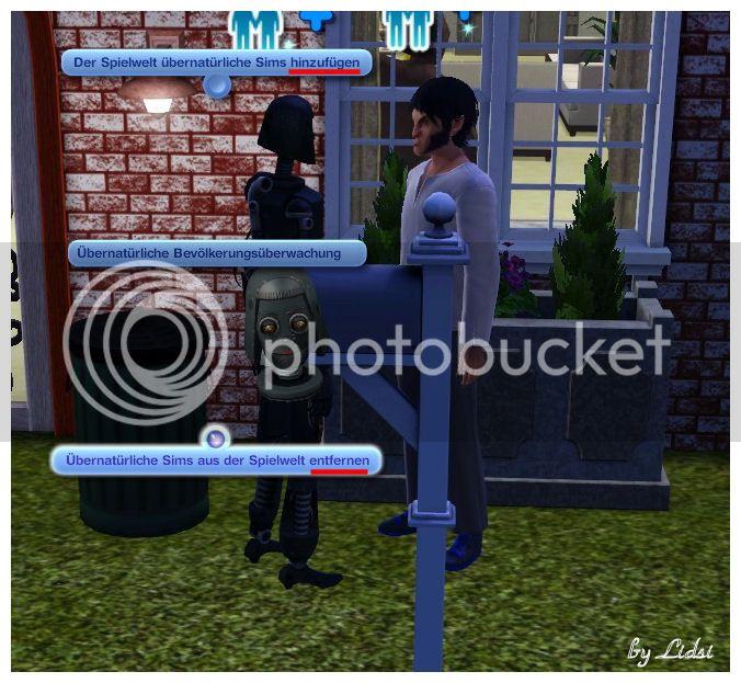 Sims 4 Alter ändern